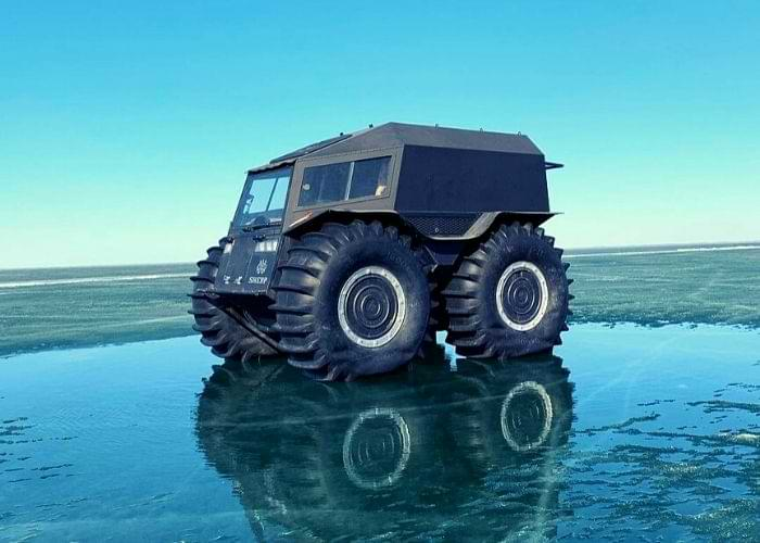 What is Sherp ATV