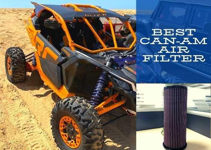 Best Can-Am air filter