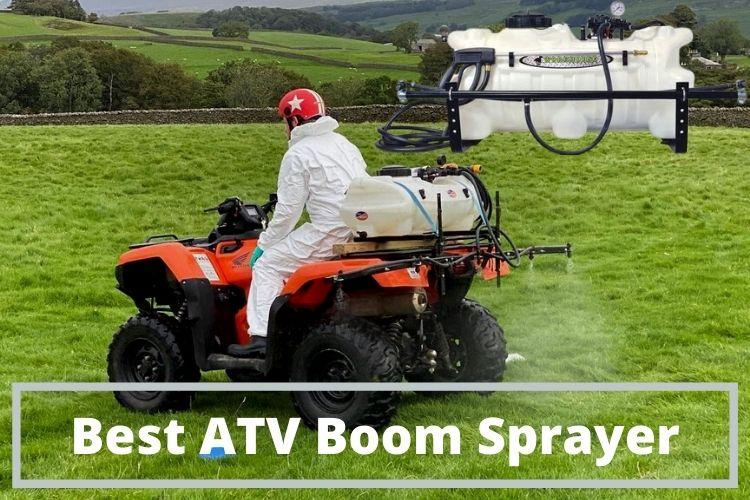 Best ATV Boom Sprayer reviews