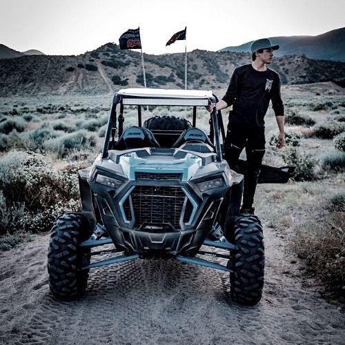 Razor side-by-side ATV