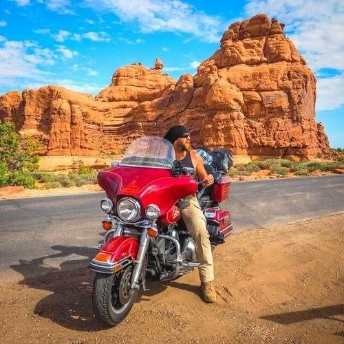 Where do Harley Davidson Import