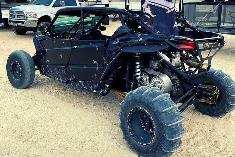 side-by-side -ATV-wide