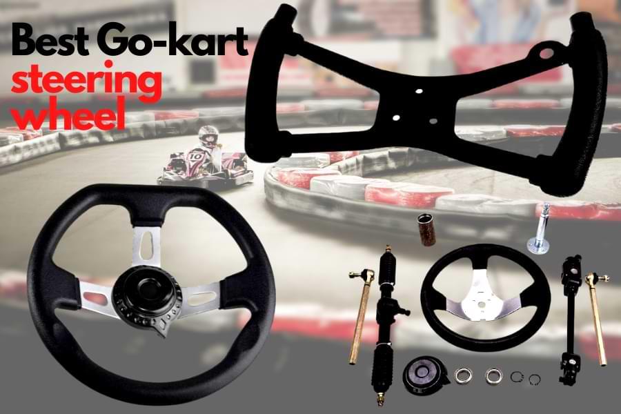 Best Go-kart steering wheel
