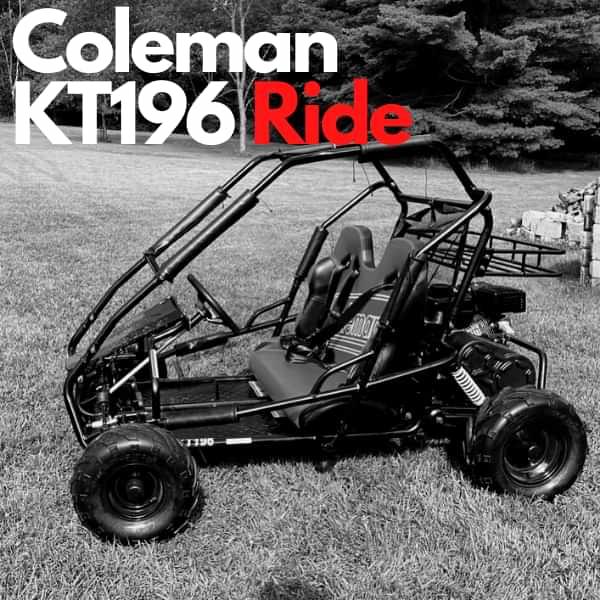 Coleman KT196 image