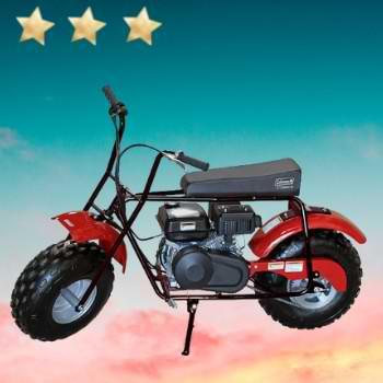 Coleman mini bike CT200U
