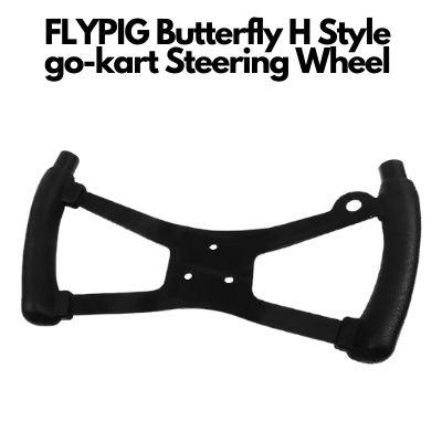 FLYPIG Butterfly go-kart Steering Wheel