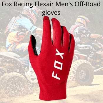 Fox Racing Flexair Men's Off-Road atv gloves