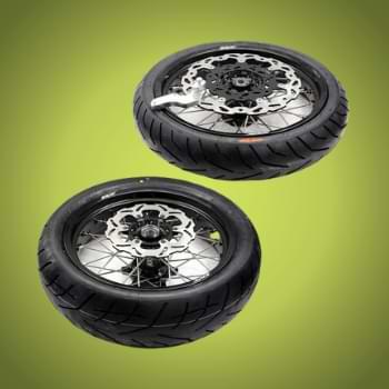 KKE 3.54.25 Supermoto Wheels Rims