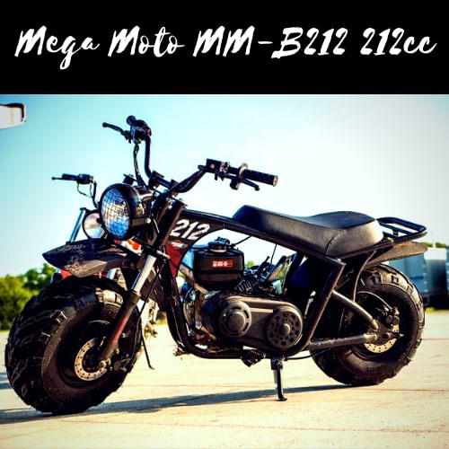 Mega Moto 212cc