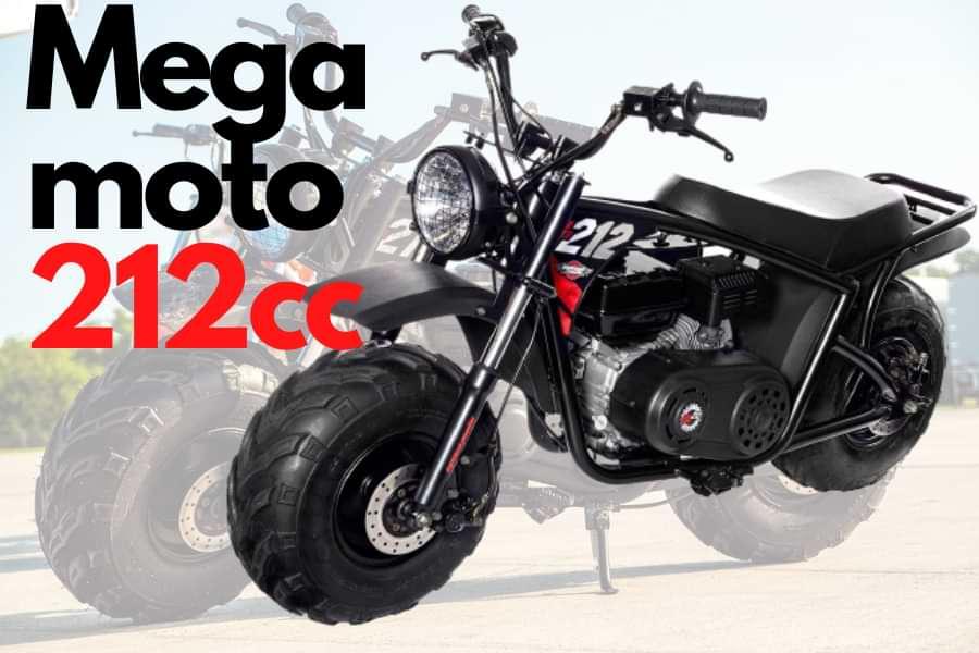 Mega moto 212cc mini bike review