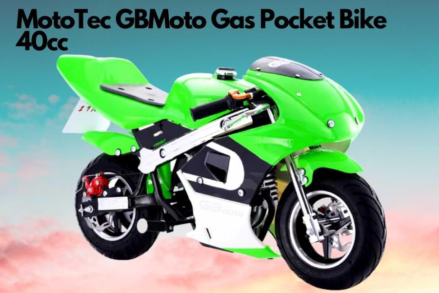 MotoTec GBMoto Gas Pocket Bike