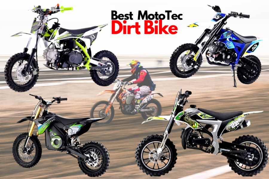 best MotoTec dirt bike