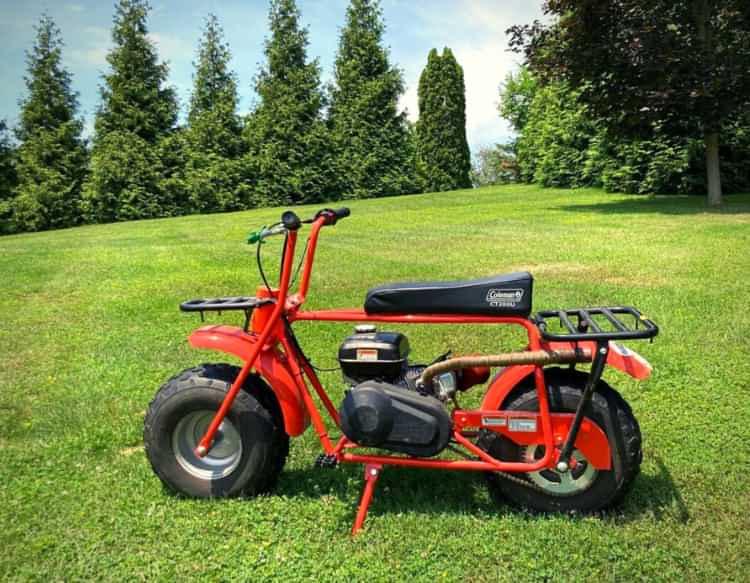 is Coleman mini bike good