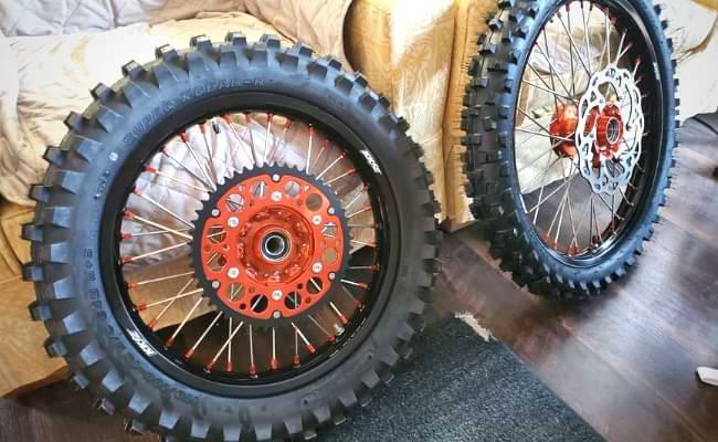 kke wheel set
