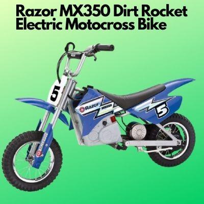 Razor MX350Dirt Rocket Electric