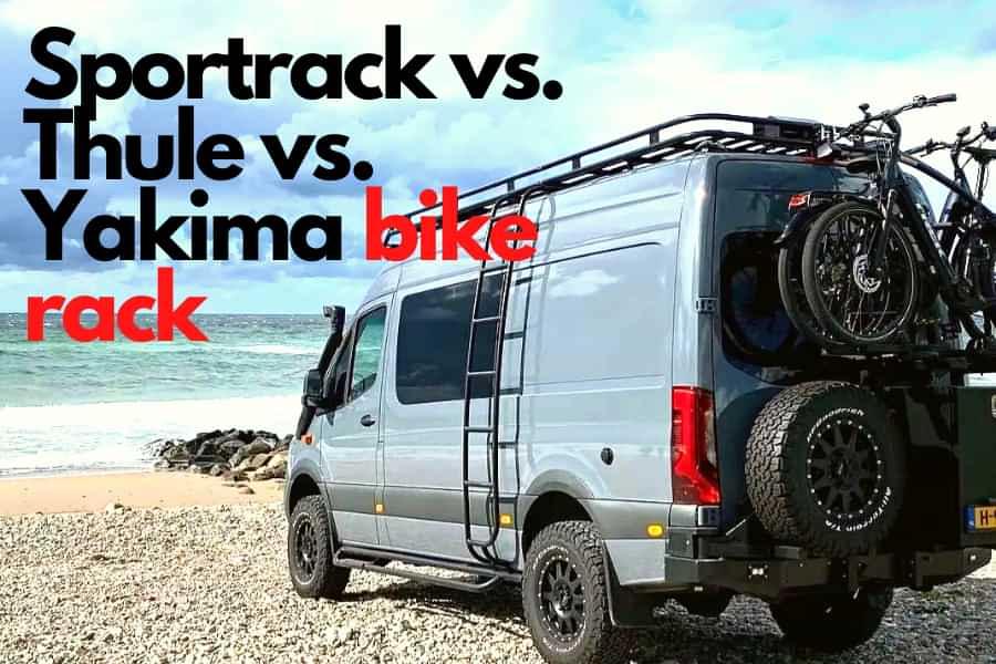 Sportrack vs. Thule vs. Yakima bike rack