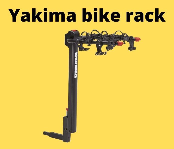 Yakima bike rack review